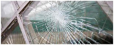 Sidcup Smashed Glass